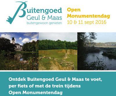 Buitengoed Geul & Maas - Open Monumentendag