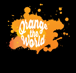 logo orange the world