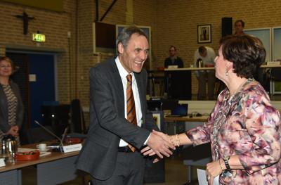 Nieuw raadslid Andreas Pohle