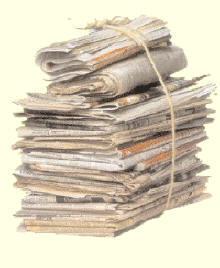 Gemeente Meerssen | Oud papier niet meer opgehaald