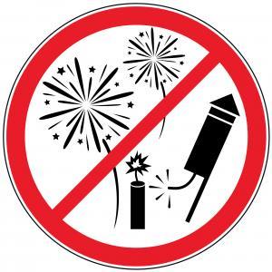 vuurwerkverbod