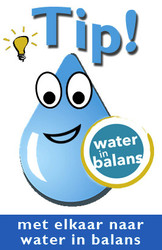Water in balans - Tip
